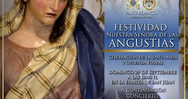Festividad de Nuestra Señora de las Angustias