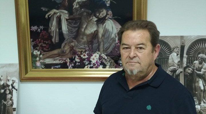 Elegido nuevo Presidente – Hermano Mayor del Paso Blanco