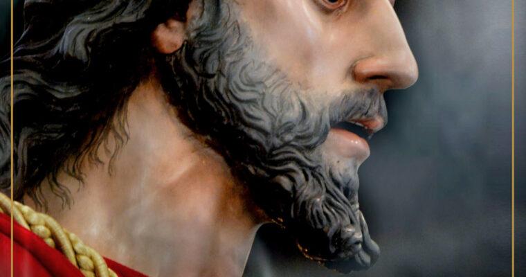 TRIDUO  a Nuestro Padre Jesús de Pasión CAUTIVO y celebración de CRISTO REY