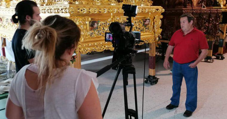 El Paso Blanco en el programa Experiencia TV de Andalucía Televisión – Canal Sur